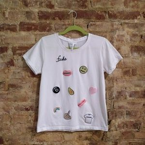 Local Heroes Dolls Kill Patch Hipster T Shirt